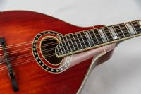 Eastman MD604 Mandolin Classic Finish Electro with Case